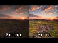 How to Process a Landscape Photo in 5 Minutes Using Photoshop