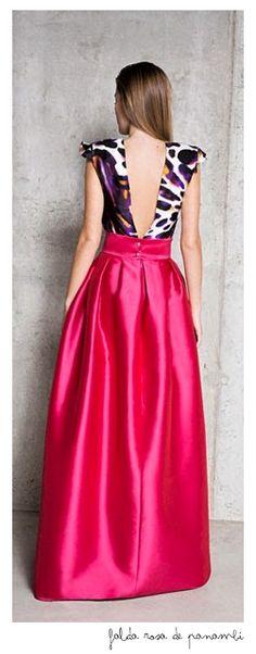 #faldas para #invitadas de #boda en panambi