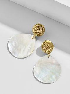 Milos Drop Earrings