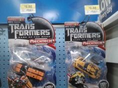Transformers Toys Just $7.88 at Walmart!