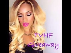 The Virgin Hair Fantasy GIVEAWAY!!!! Follow Ms Rosh Posh! She is awesome!!