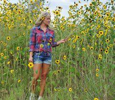 KatalinaGirl.com #photography #sunflower