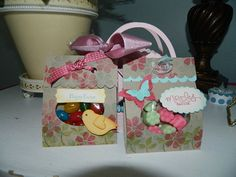 Easter or Spring Treat Bags by Dee S. - Cards and Paper Crafts at Splitcoaststampers
