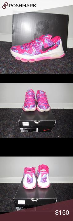 c2c89a49b220 NIKE KD 8 VII AUNT PEARL MEN SIZE 8 WOMENS SZ 9.5 - Brand New Nike