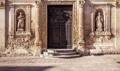 VisitMatera - Google+la piccola chiesa di Santa Chiara. via ridola