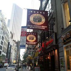 Erinnerungen an #2012. #memories #newyork   #USA  #steak #steakhouse #unclejacks #unclejackssteakhouse #awesome #ny #nyc #instagram #instalike by timsemann