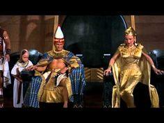 The Ten Commandments Yul Brynner, Trailers, Trailer Peliculas, Prince Of Egypt, Great America, The Great I Am, Look Man, Ten Commandments, Coronation Street
