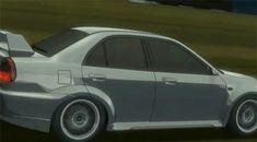 lancer evolution | Tumblr Initial D Car, Gifs, Car Animation, Car Gif, Jdm Wallpaper, Subaru, 8bit Art, Street Racing Cars, Mitsubishi Lancer Evolution
