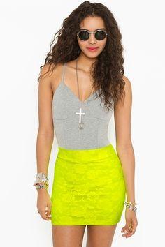 Dani Skirt http://www.nastygal.com/whats-new/dani-skirt/?utm_source=pinterest&utm_medium=smm&utm_campaign=pinterest_nastygal