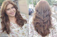 Ginger hair, Cabelo Ruivo, Majirel 7.4