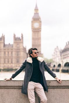 mens fashion portrait outdoor street style london photo shoot westminster big ben piccadilly (6)