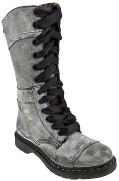want thiss!!! Dr. Martens Triumph 1914 W 14 Eye in  from PlanetShoes.com