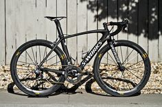 Specialized Project Black Venge