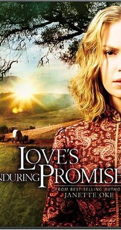 Love's Enduring Promise Directed by Michael Landon Jr..  With January Jones, Logan Bartholomew, Dale Midkiff, Katherine Heigl. Devout, wild west farmer, Clark Davis, works his tail off to provide for his wife, sons Aaron and Arnie, and daughter Missie. When his doted upon, equally devoted oldest son Aaron is startled, Clark, who was chopping firewood, accidentally hits his leg with an ax. He would have bled to death if wandering youngster Nate hadn't found them, brought them home and…