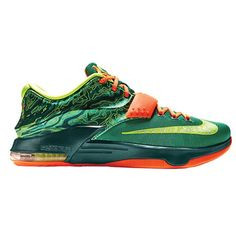 low priced 6efbf 590ef Emerald for Mens Men s Nike KD 7 Basketball Shoes - 653996 303 Emerald  Green .