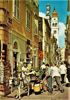 Corfu Island, Corfu Greece, Street View, Spaces, Photography, Corfu, Photograph, Fotografie, Photoshoot