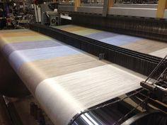 Range weaving for our collections | Joshua Ellis & Co Ltd