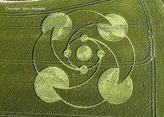 Crop Circle Season 2009 : June