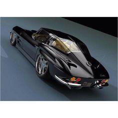 ◆1963 Chevy Corvette Split Window Coupe◆