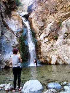 Eaton Canyon, Pasadena, California