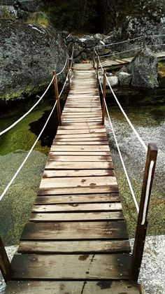 Praia Fluvial em Loriga, Seia - Serra da Estrela
