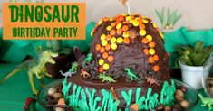 +1 Tweet Share44 Share Pin8Shares 52We've covered a lot of birthday party themes in the past six years. It's hard to believe this is my tenth themed birthday party post! My little baby is now six! *tears* and he asked me to throw a dinosaur birthday party for his big day! Over the years of […]