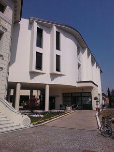 clinica in Mantova - ingresso