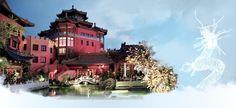 Phantasialand – Hotel LING BAO –   Can't wait for Friday!!!