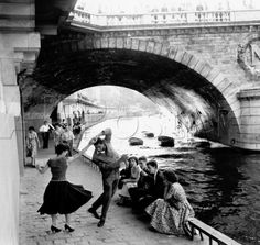 Long time favorite photo...will dance under the bridge one day.