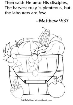 matthew 9 36 coloring pages - photo#9