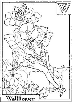 coloring activity, kids pages, fairy coloring pages