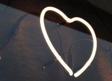 SELETTI Neon Art 17' - Simbolo ♡