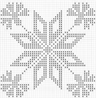 Centrino con stella Filet Crochet, Crochet Patterns Filet, Knitted Mittens Pattern, Crochet Symbols, Granny Square Crochet Pattern, Crochet Cross, Crochet Chart, Thread Crochet, Crochet Granny