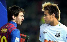A ida de Neymar ao Barcelona e a mídia tupiniquim