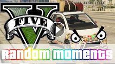 GTA 5 Online Random and Funny Moments! – SMART CAR VOICE! (GTA V)