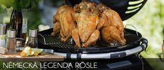 Kompletní grilovací výbava v TOP kvalitě RÖSLE Turkey, Meat, Food, Turkey Country, Essen, Meals, Yemek, Eten
