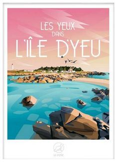 Otters, Travel Posters, Facade, Movies, Movie Posters, Graphics, Journal, Deco, Art