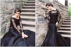 Sareh Nouri Midnight Gown Fall 2015 Collection - Fab You Bliss