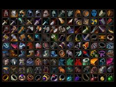 Weapon and armor icon pack - Asset Store