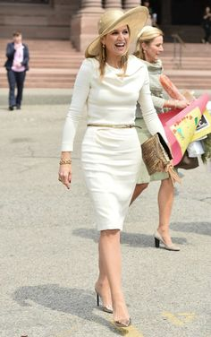 queen-maxima-white-dress-state-visit-canada-2015
