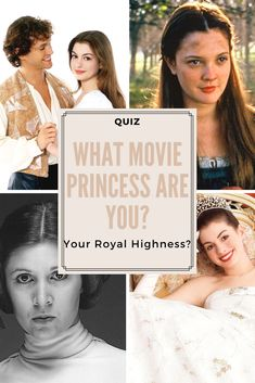 Non-animated movie princesses are rare to come by nowadays. But, there are a few which have captured our hearts and inspired us over the years. Which one are you?