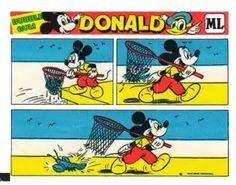 Historyjka Donald nr 21 w Muzeum użytkownika Disney Characters, Fictional Characters, 21st, Comic Books, Snoopy, Baseball Cards, Bubble Gum, Google Search, Cartoons