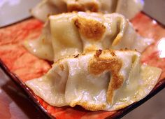 Guide to Wrapping and Pan-frying Dumplings.