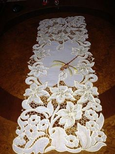 Delicate Touch Table Runner
