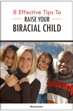 8 Effective Tips To Raise Your Biracial Child: Read on to know some simple #Parenting tips to raise a biracial child.