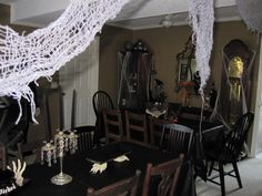 Photo Credit: Penny Jinright - Grandin Road's Spooky Decor Challenge 2012