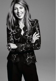 I consider @Nina Garcia an elegant woman, capable of many things. She is definitely my inspiration!