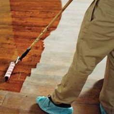 minwax polyurethane best application for flooring