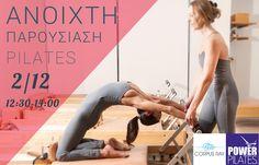 Open Presentation of our Educational Programs for Pilates Teachers!