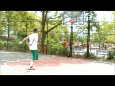 Basketball Shooting drills - Three Point Workout Exercise